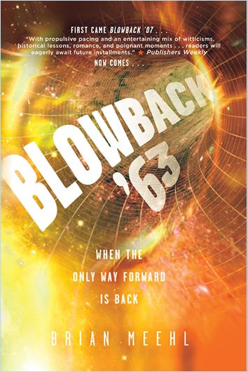 Blowback '63 book cover