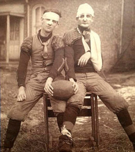 injured football players 1900s