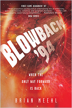 Blowback 94 Cover Artwork