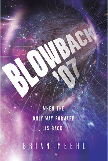 BlowBack 07 Book Cover