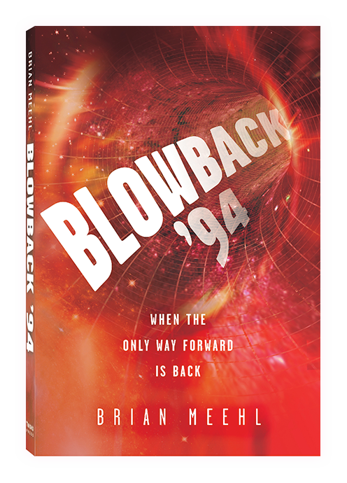 Blowback '94 Book Cover