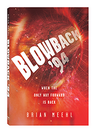 Blowback '94 Cover